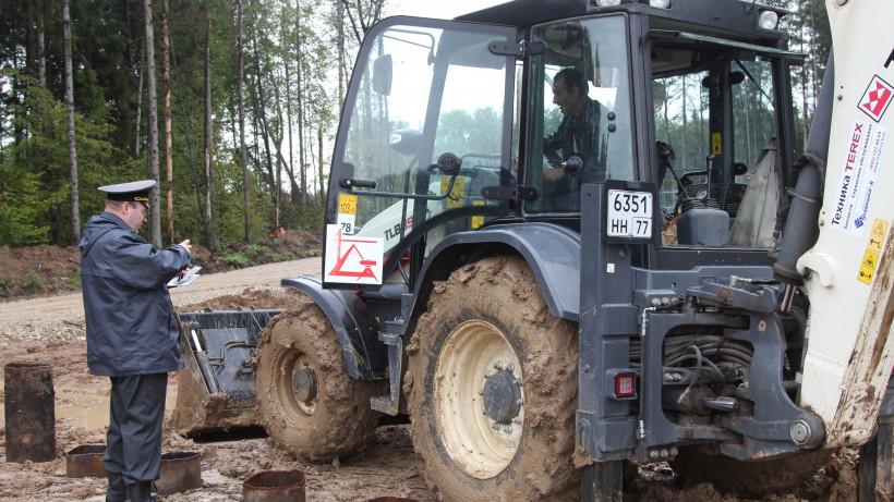 Гостехнадзор Подмосковья проверит состояние сельхозтехники после осенних полевых работ