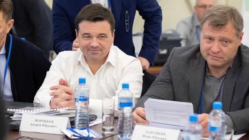 Губернатор принял участие в семинаре-совещании с членами правительства Российской Федерации