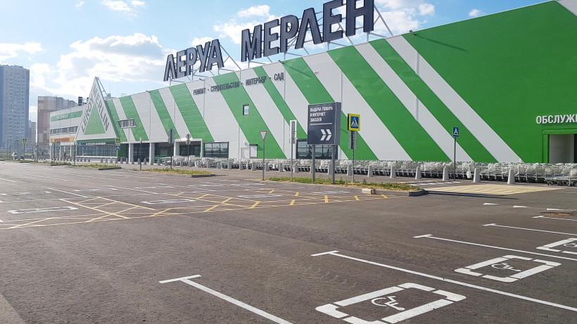 Губернатор проверил готовность крупнейшего в РФ распредцентра «Леруа Мерлен» к открытию