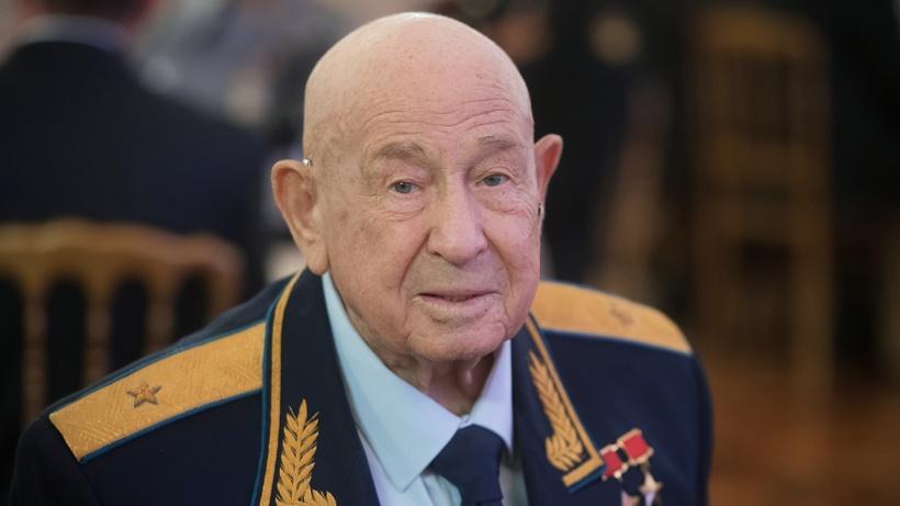 Губернатор выразил соболезнования в связи со смертью космонавта Леонова