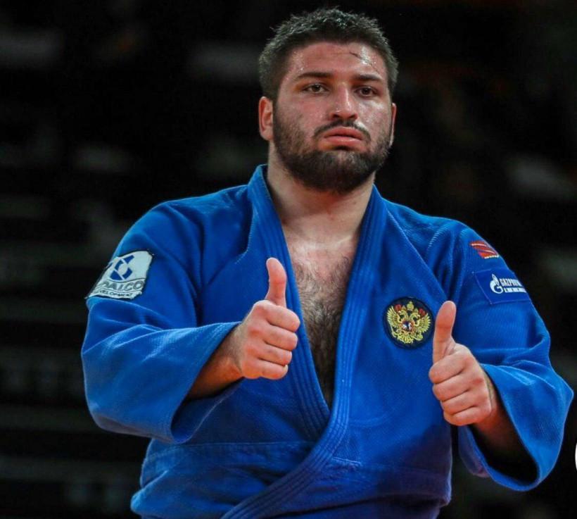 Инал Тасоев стал бронзовым призером международных соревнований по дзюдо