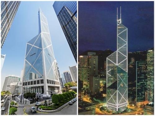 5. Все должно быть по фэншую Башня Банка Китая (BOC Tower) – одна из самых узнаваемых высоток Гонконга стала знаменитой и популярной благодаря невероятной истории его проектирования и строительства. Еще на этапе создания концепта архитекторы решили отойти от традиций и построить небоскреб на свое усмотрение, предварительно не обсудив это с мастером по фэншую. Но такие вольности в Китае не проходят, потому что все застройщики должны беспрекословно придерживаться неписаных канонов градостроительства. Когда народ узнал, что произошло, начались настоящие волнения и протесты, поэтому главному архитектору Ионг Минг Пею пришлось пойти на уступки. Но поскольку строительство уже шло полным ходом, проект пришлось изменять в процессе возведения небоскреба. Вот поэтому форма 288 метровой башни изменялась от уровня к уровню, потому что резкое изменение проекта плачевно сказалось бы на безопасности строения.