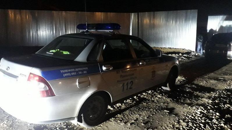 Эконадзор пресек повторную попытку устроить незаконную свалку в Раменском округе