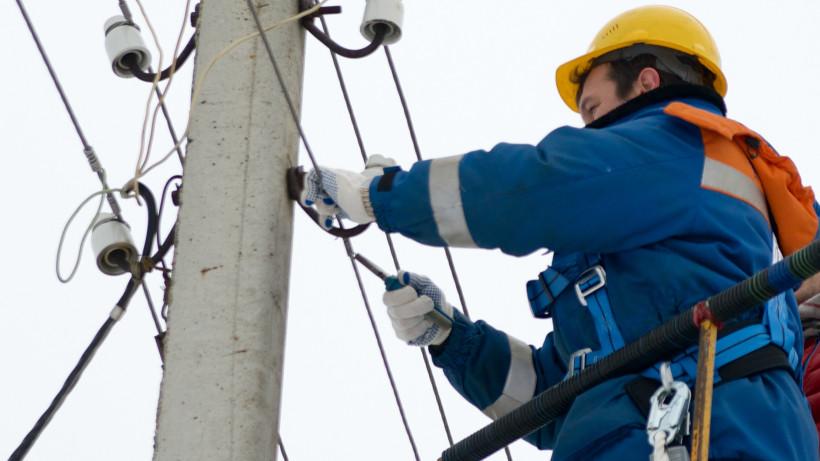 Электроэнергию будут отключать в округах региона в октябре из-за ремонтных работ