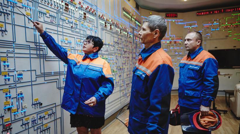 Энергетики Подмосковья будут работать в усиленном режиме во время ноябрьских праздников