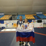 Камила Гостенкова завоевала бронзовую медаль на первенстве Европы по тхэквондо среди юниоров