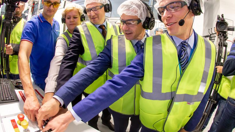 «Кимберли-Кларк» расширяет производство на заводе в Ступине