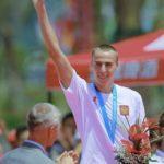 Кирилл Абросимов стал бронзовым призером международных соревнований по плаванию на открытой воде
