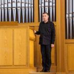 Концерт Михаила Павалия в честь Всероссийского дня органа