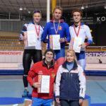 Конькобежцы из Подмосковья завоевали семь медалей всероссийских соревнований