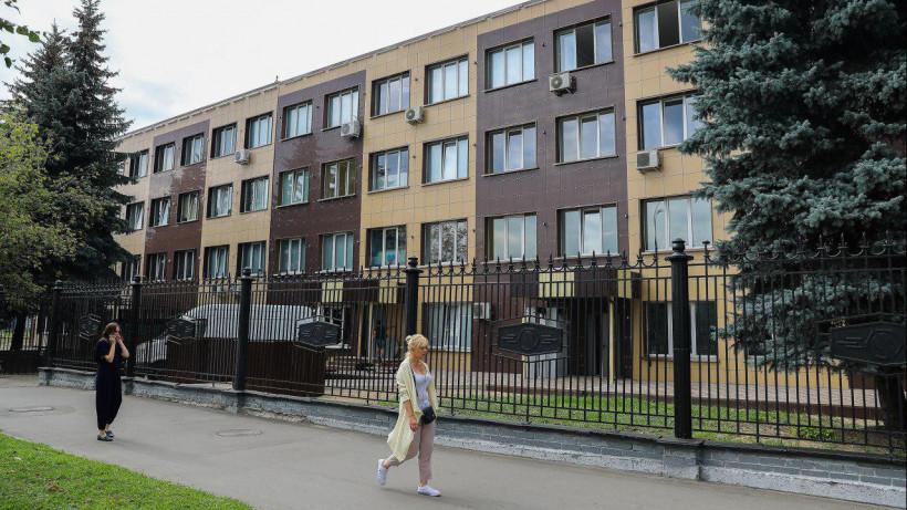 Воробьев представил Медведеву it колледж