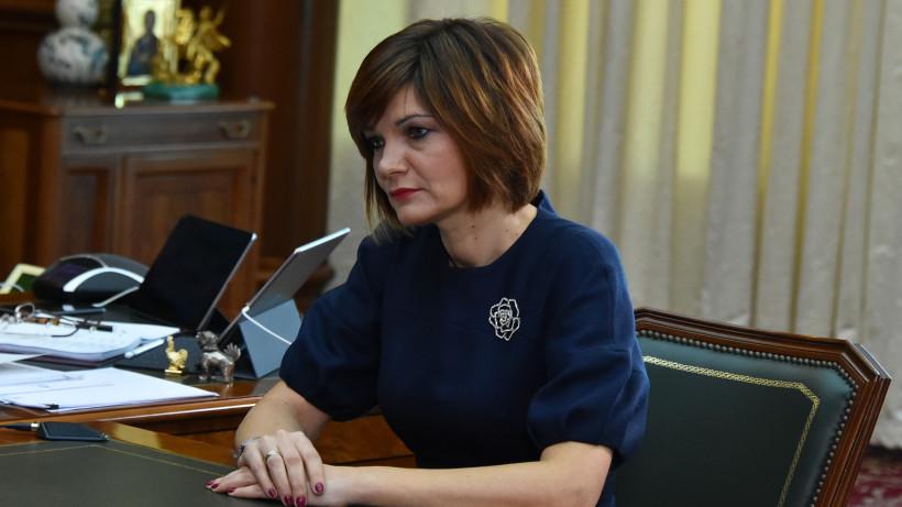 Ксения Мишонова выступила с инициативой ограничения продажи «веселящего газа»