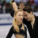 Максим Некрасов и Арина Ушакова стали серебряными призерами третьего этапа Кубка России по фигурному катанию