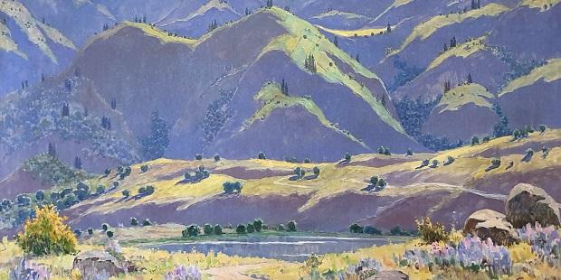 Масштабная выставка работ Николая Карахана в Музее Востока к 120-летию со дня рождения художника