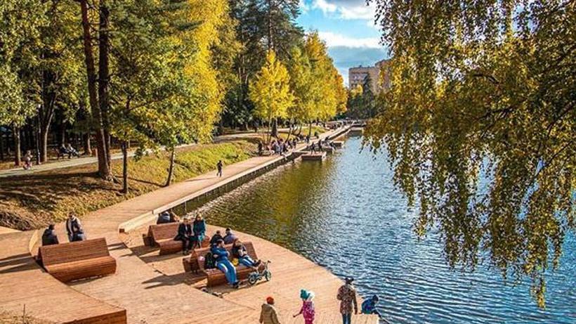 Масштабное благоустройство проведут в парке 30-летия Победы в Орехово-Зуеве