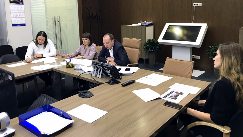 Минстрой Подмосковья провел совещание по расселению граждан из аварийного фонда