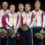 Мужская сборная России по спортивной гимнастике одержала историческую победу на Чемпионате мира