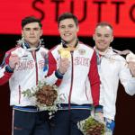 Никита Нагорный - чемпион мира по спортивной гимнастике в индивидуальном многоборье, Артур Далалоян - серебряный призёр