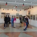 Ночь искусств в Выставочном зале Оренбургского областного музея изобразительных искусств