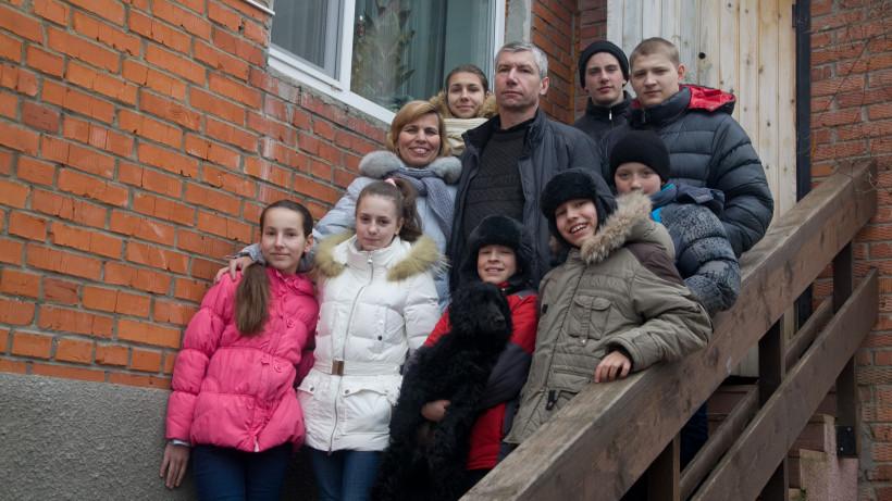 Около 30 земельных участков выделили для многодетных семей в Подмосковье