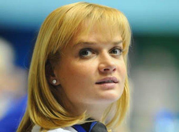 Олимпийская чемпионка Хоркина в 40 лет родила ребенка