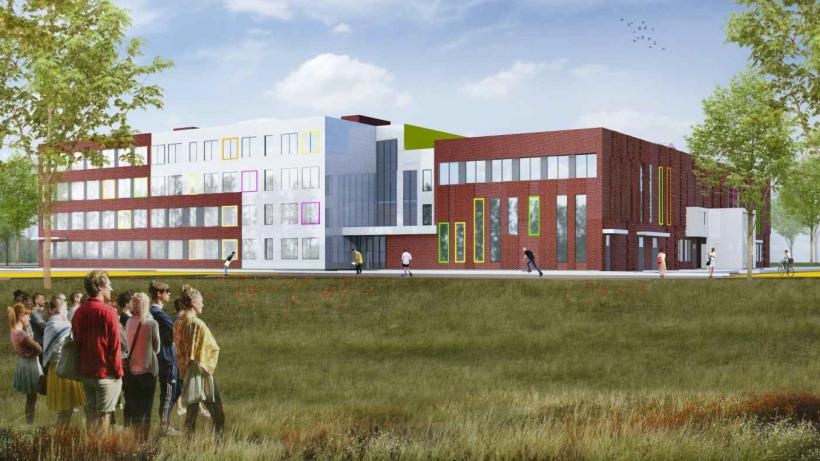Определен подрядчик строительства новой школы во Фрязине