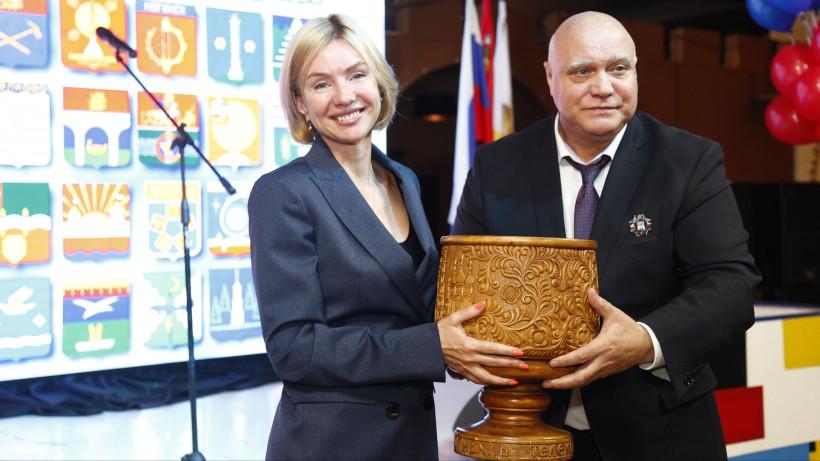 Открытый фестиваль телекомпаний «Братина» прошел в Подмосковье под патронатом губернатора