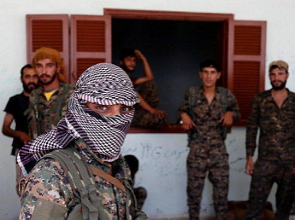 Ответ на авиаудары: курдские SDF обстреляли турецкий город