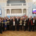 Павел Колобков вручил госнаграды тренерам и специалистам спортивной отрасли