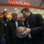Павел Колобков встретился с волонтёрами VIII Международного спортивного форума «Россия – спортивная держава»