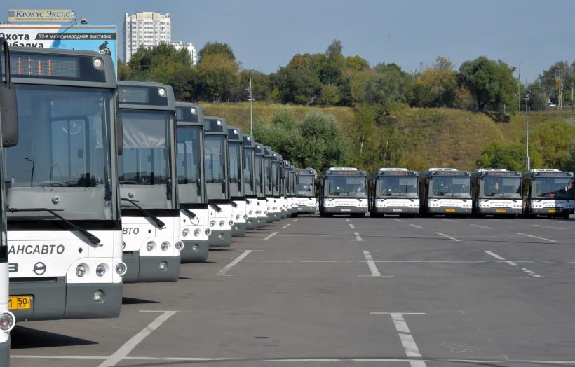 Перевозчики поздравят пассажиров Подмосковья с 90-летием региона