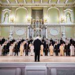 Певческая капелла Санкт-Петербурга продолжает юбилейный гастрольный тур