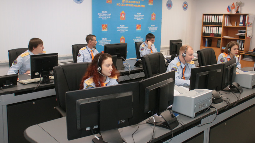 Почти 2,5 млн вызовов обработали операторы системы-112 Подмосковья с начала года