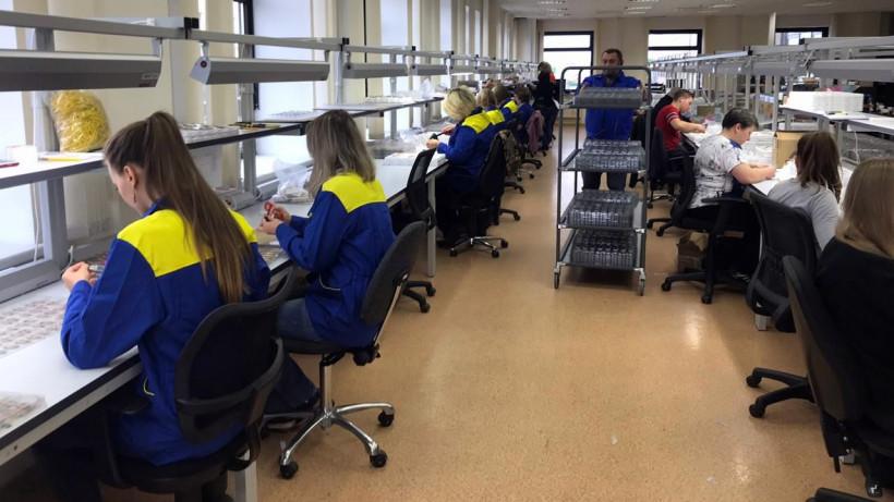 Почти 20 млн электронных ценников будет производить резидент ОЭЗ «Дубна» ежегодно