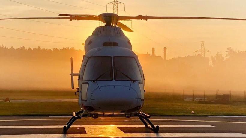 Почти 200 вылетов выполнила санавиация Подмосковья с начала 2019 года