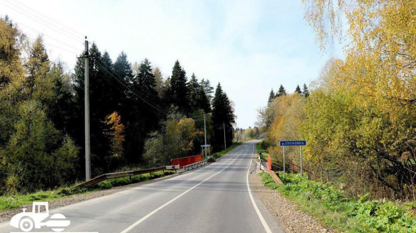 Почти 40 автодорог отремонтировали в Рузском городском округе