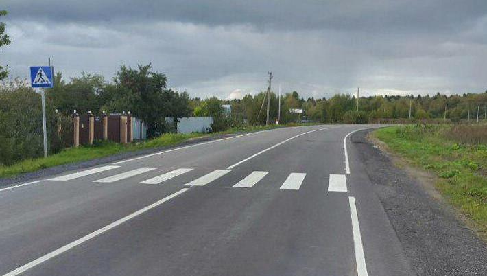 Почти 80 муниципальных дорог отремонтировали в Пушкинском округе