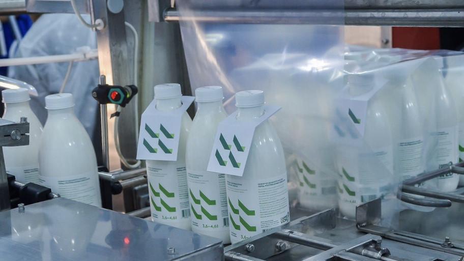 Подмосковье занимает первое место в России по объемам производства кисломолочной продукции