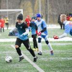 Подмосковная команда ФК «Лунево» вышла в плей-офф Фестиваля дворового футбола