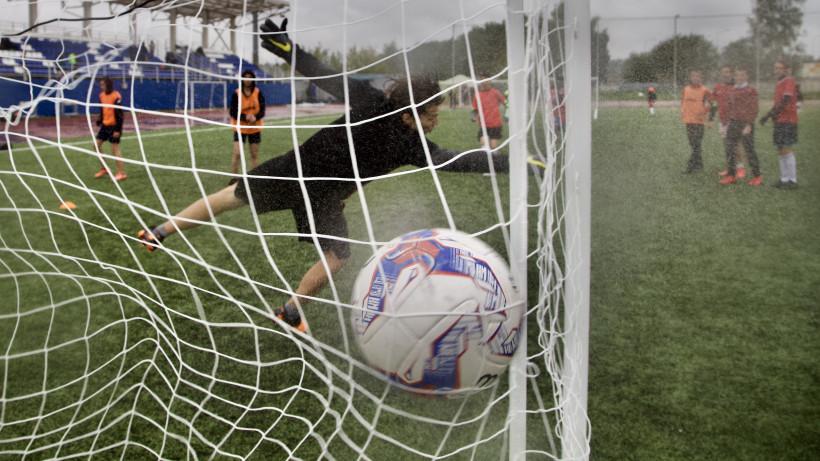 Подмосковная команда примет участие во Всероссийском фестивале детского дворового футбола