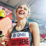 Подмосковная легкоатлетка Мария Ласицкене стала трехкратной чемпионкой мира