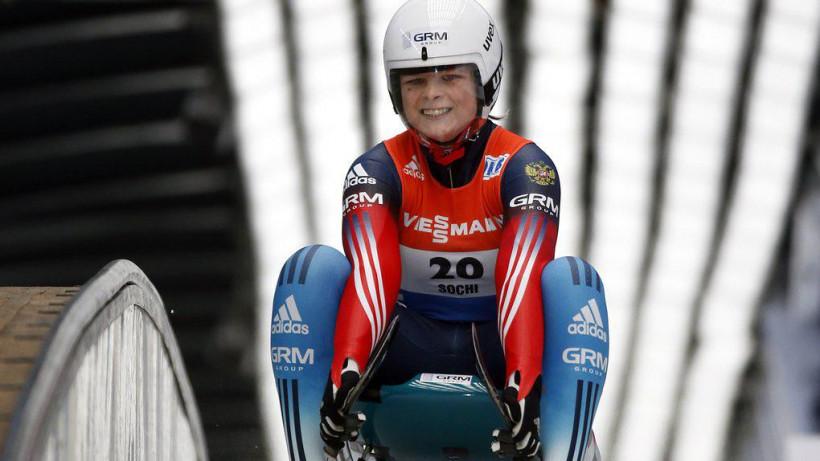 Подмосковная спортсменка завоевала серебряную медаль на Кубке России по скелетону