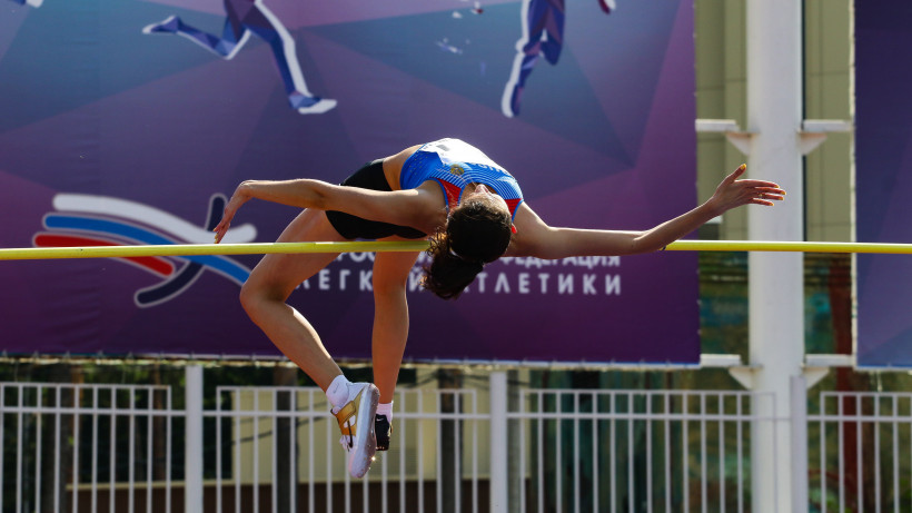 Подмосковную спортсменку признали лучшей легкоатлеткой Европы