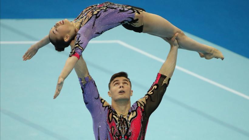 Подмосковные акробаты представят сборную России на чемпионате Европы