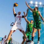 Подмосковные баскетболисты Дмитрий Чебуркин и Даниил Абрамовский стали чемпионами Всемирных пляжных игр