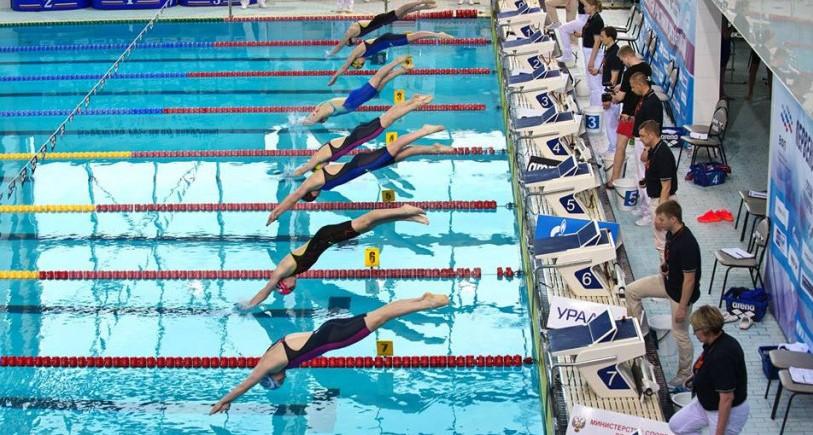 Подмосковные пловцы завоевали 6 медалей на чемпионате ЦФО