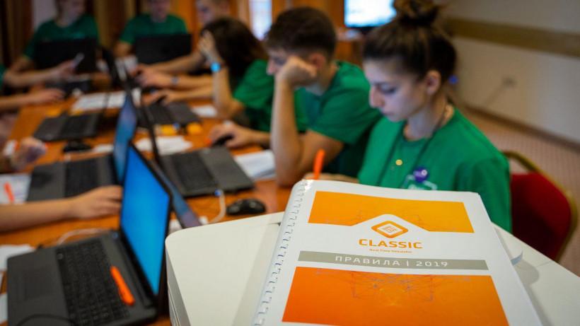 Подмосковные школьники и студенты приняли участие в стимуляторе DME Live Classic