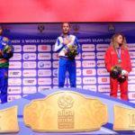 Подмосковные спортсменки завоевали две медали на чемпионате мира по боксу