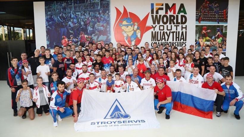 Подмосковные спортсмены завоевали 11 медалей на первенстве мира по тайскому боксу