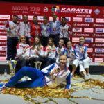 Подмосковные спортсмены завоевали семь медалей на международных соревнованиях по каратэ